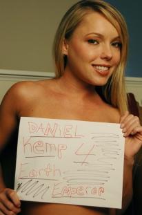Daniel Kemp 4 Earth Emperor